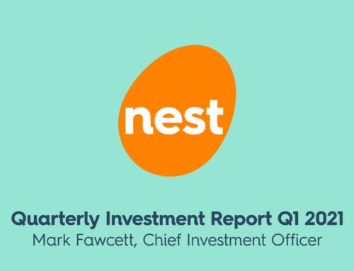 Nest's CIO Quarterly Report – Q1 2021